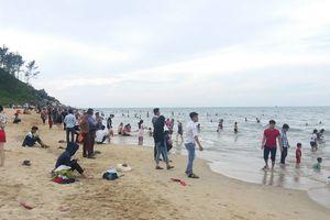 Nam chuyên viên phòng giáo dục huyện chết đuối ở biển Thiên Cầm