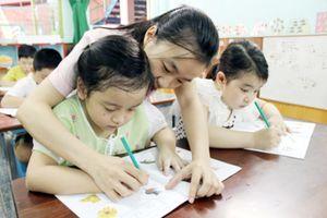 Cho trẻ học trước chương trình lớp 1: Lợi bất cập hại
