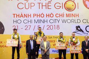 Trần Quyết Chiến đi vào lịch sử của làng billiards Việt Nam