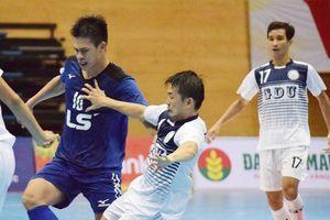 Futsal HDBank VĐQG 2018: Hải Phương Nam ĐHGĐ chia điểm với Thái Sơn Nam