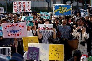 Nữ nhà báo bị quấy rối, phong trào #MeToo bắt đầu bùng nổ ở Nhật Bản
