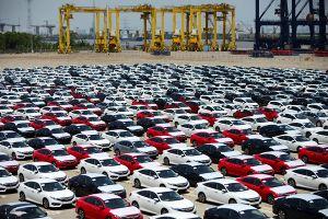 HVN đạt doanh số kỷ lục với 12.867 xe ô tô