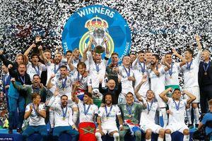 Real Madrid đoạt Champions League theo diễn biến không thể tin nổi