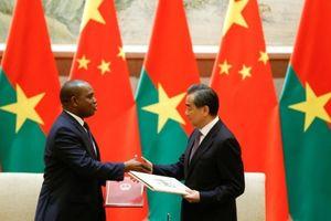 Đài Loan mất gần hết quan hệ ở châu Phi vì sức ép của Trung Quốc