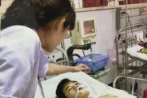 Chồng ngược đãi, vợ một mình gồng gánh chữa bệnh cho 3 con bệnh tật, tai nạn