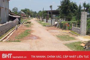 Dự án dở dang 'cản' Cẩm Quan đạt chuẩn nông thôn mới