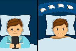 7 nguyên nhân khiến nhiều người không thể ngủ lại sau khi tỉnh dậy vào lúc nửa đêm