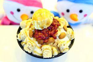 Bingsu: Món tráng miệng hấp dẫn giải nhiệt mùa hè