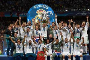 Hạ Liverpool, Real Madrid lập kỳ tích 3 lần liên tiếp vô địch Champions League