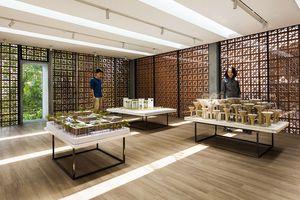 3 công trình của VTN Architects đoạt giải thưởng kiến trúc