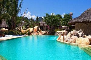 Vẻ đẹp bể bơi