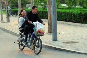 Nhiều thành phố ở Trung Quốc trở về thời 'vương quốc xe đạp'