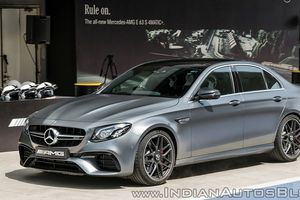 Cảm nhận về chiếc Mercedes-AMG E 63 S 4MATIC