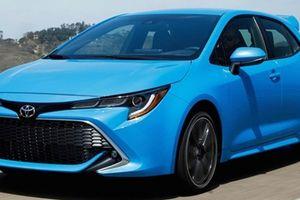 Toyota Corolla Hatchback 2019 có giá bán từ 453 triệu đồng