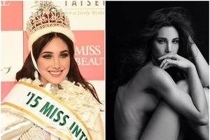 Cuộc đời mỹ nhân Edymar Martinez: Từ Hoa hậu Venezuela nhờ 'xé kết quả' tới Hoa hậu Quốc tế khỏa thân vượt quy tắc