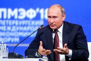 Ông Putin tuyên bố Nga sẵn sàng giúp bảo vệ an ninh cho cả châu Âu