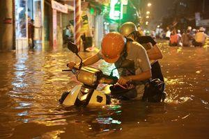 TP Hồ Chí Minh: Chưa có thuốc trị 'bệnh' ngập nước cho thành phố