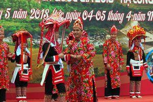 Ngày hội 'Kiêng gió' ở Bình Liêu