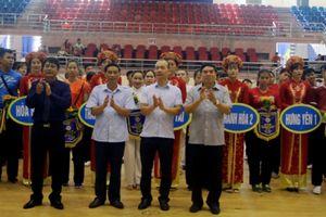 Hơn 400 VĐV tranh tài Giải các CLB Pencat Silat năm 2018