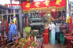 Cần Thơ: Đặc sắc Lễ hội Kỳ Yên Thượng Điền ở đình Bình Thủy