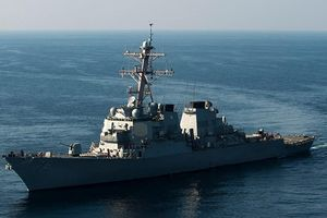 Biển Đông: Tại sao Mỹ chưa 'ghè' được chân Trung Quốc?