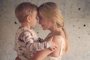 Ivanka bị chỉ trích vì ảnh ôm con khi trẻ em nhập cư bị lạc cha mẹ