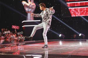 Noo Phước Thịnh nhận mình top 1 trong 'con trai vừa hát vừa nhảy'