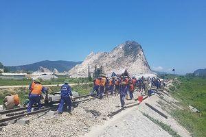 Kỷ lục buồn của đường sắt Việt Nam: Trong 4 ngày xảy ra 5 vụ tai nạn