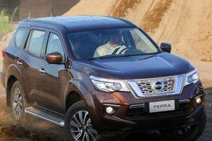 Đối thủ của Toyota Fortuner: Nissan Terra có giá từ 651 triệu đồng tại Philippines