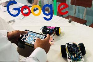 'Lập trình Tương lai cùng Google' được đưa đến 10 trường tiểu học