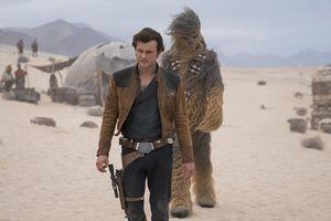 'Solo: A Star Wars Story' đứng đầu phòng vé Bắc Mỹ