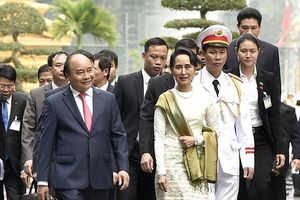Việt Nam - Myanmar: Quan hệ chính trị tin cậy mở đường cho hợp tác phát triển