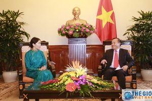 Cục Phục vụ Ngoại giao đoàn Việt Nam và Mông Cổ tăng cường hợp tác