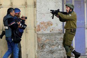 5 năm 'bóc lịch' nếu chụp ảnh-ghi hình binh sĩ Israel