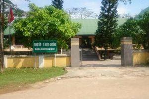 Quảng Trị: Kỷ luật các lãnh đạo bệnh viện vụ dùng sinh phẩm hết hạn
