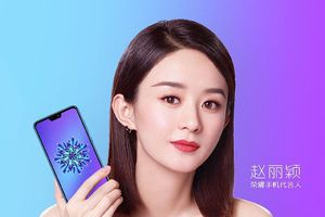 Honor 9i ra mắt 6/6: màn hình có tai thỏ, Triệu Lệ Dĩnh làm đại sứ