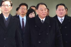 Ông Trump xác nhận ông Kim Yong-chol trên đường đến New York