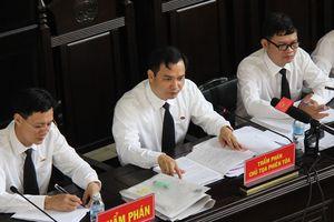 Xử sơ thẩm vụ chết 9 bệnh nhân tại Hòa Bình: Đề nghị trả hồ sơ điều tra bổ sung