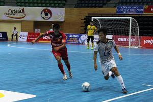 Giải futsal HDBank VĐQG 2018: Thái Sơn Nam thắng sít sao Hoàng Thư