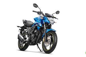 CHÍNH THỨC: Suzuki Gixxer 155 ABS 2018 ra mắt, giá từ 29 triệu đồng