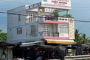 Cần Thơ: Nguyên nữ chủ tịch xã xây nhà trái phép trên 'đất vàng'