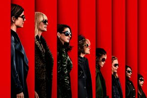 Sandra Bullock cầm đầu băng 8 nữ quái thực hiện vụ cướp 100 triệu USD