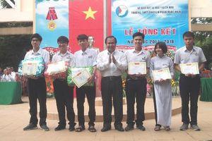Cà Mau: Trường THPT chuyên Phan Ngọc Hiển giữ vững chất lượng đào tạo