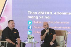 DHL eCommerce giới thiệu dịch vụ giao hàng trong ngày