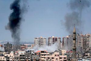 Israel và Hamas 'nã' tên lửa vào nhau, căng thẳng Trung Đông ngày càng 'leo thang'