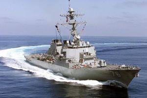Bộ trưởng Mattis: Mỹ sẽ tiếp tục đối đầu Trung Quốc ở Biển Đông