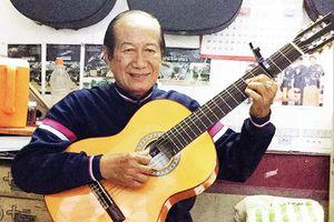 Nghệ sĩ một đời đam mê flamenco