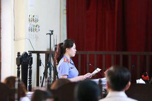 Kiểm sát viên: Hoàng Công Lương vượt thẩm quyền khi ra lệnh chạy thận