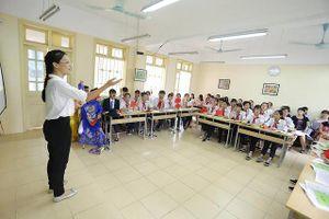 Giáo dục nếp sống thanh lịch, văn minh: Để học sinh thêm yêu Hà Nội