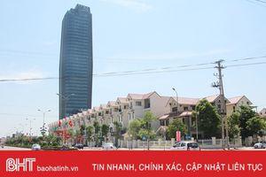 Đề xuất điều chỉnh bảng giá đất Hà Tĩnh năm 2018